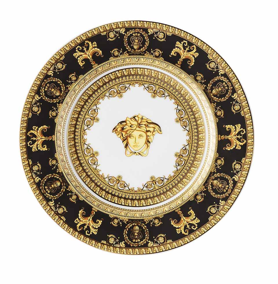 VERSACE  I Love Baroque 18cm Plate