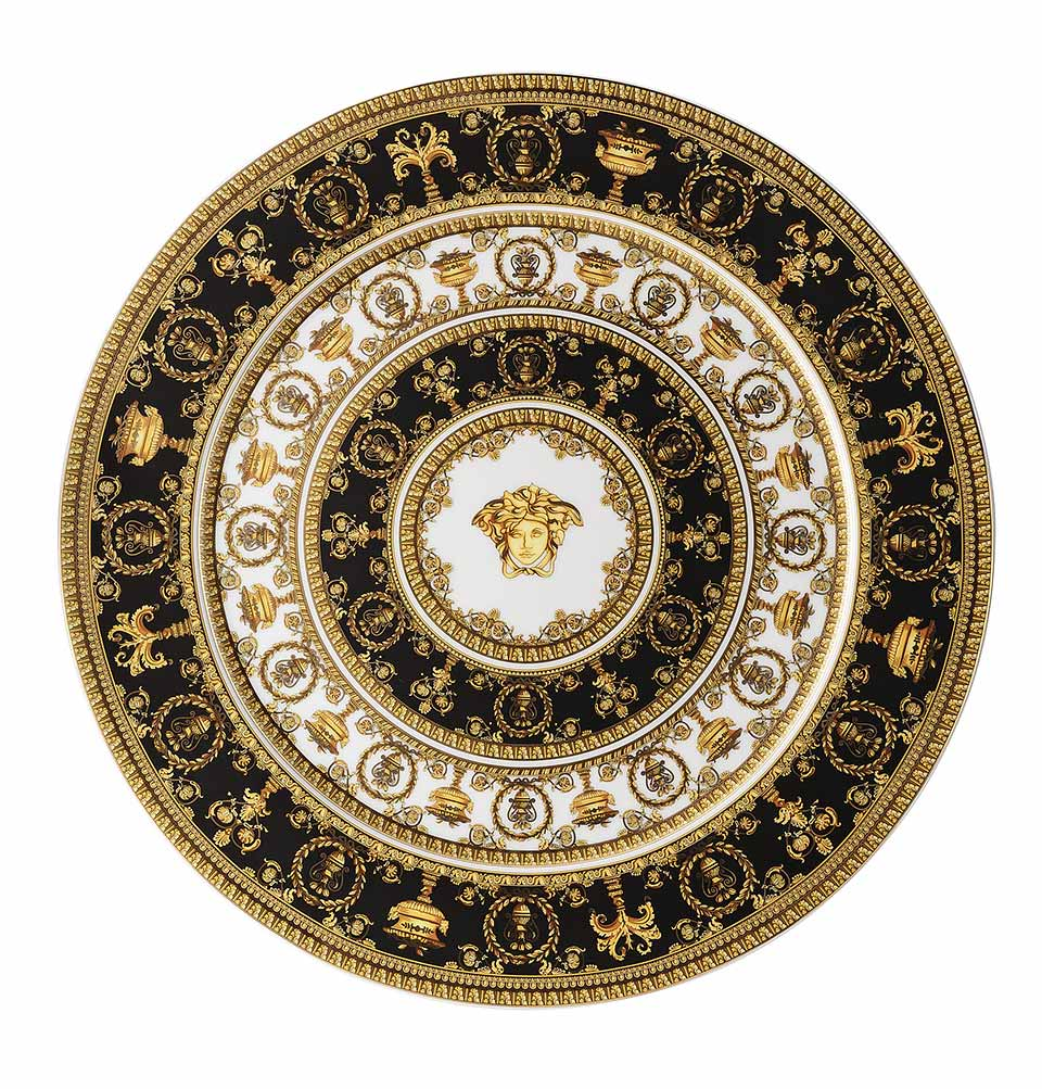 VERSACE I Love Baroque 33cm Plate