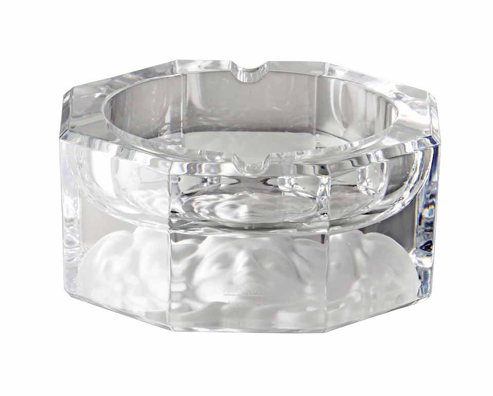 VERSACE Medusa13cm  Crystal Ashtray