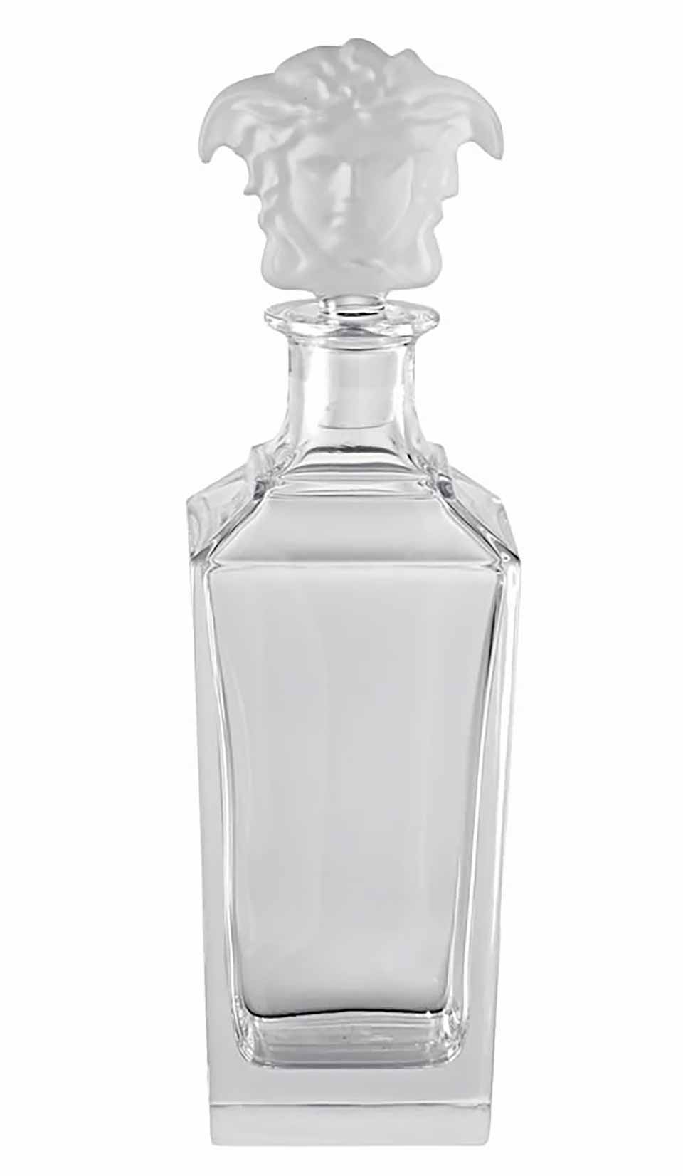 VERSACE Treasury Square Whiskey Decanter